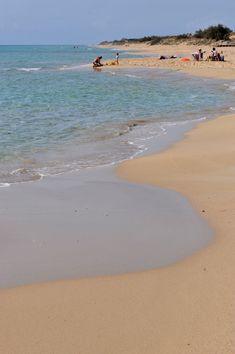 Spiaggia di Torre Vado Salento