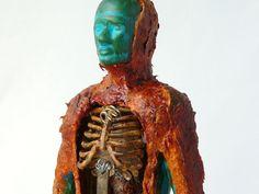 Original Art Sculpture Mixed Media Assemblage by ArtsoftheBay, $117.00