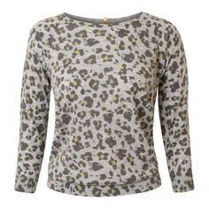 Animaux Print Jumper