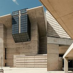 Rafael Moneo. Cathedral of our Lady of the Angels #6   Flickr - Photo Sharing!