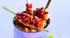 Recette d'aiguillettes de poulet à la catalane