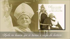 Poemas do Papa João Paulo II - 01. Apelo ao homem que se tornou o corpo ...