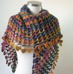 Batik Design Shawl