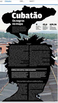 Se vira!: População negra ou parda é maioria na cidade de Cubatão