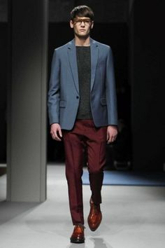 Prada Fall Winter #Menswear 2013 Milan  Like our FB page https://www.facebook.com/effstyle