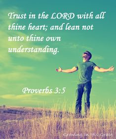 What does it look like to really, fully, 100% trust God with your future? How can we get there when we've already tried everything we can think of?