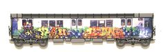 Henry Chalfant gave the world a representation of some of the best work by the most talented young artists who painted New York City's subway cars in the seventies and eighties, the golden age of graffiti.  ( style wars classic ) Original American Urban art collection NYC Graffiti art subway train flat panel High quality pint style wars  10in CLASSIC STYLE WARS COLLECTION FLAT PANEL NYC   OUR HISTORY OUR STORY