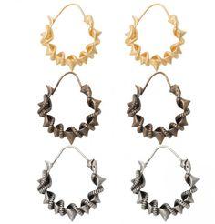 Pamela Love x Zadig & Voltaire Earrings