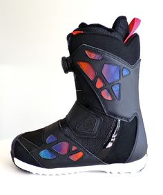 Dc Snowboard Boots Womens Mora Size 10 Recco New In Box (29) 2013  #DC