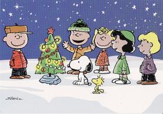 Merry Christmas, Charlie Brown! by Calsidyrose, via Flickr