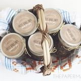 The Paper Mama Canning Labels