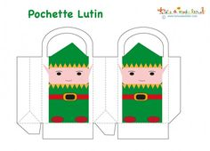 Crafts For Kids, Calendar, Holiday Decor, Christmas, Scrapbooking, Elves, Crates, Fiestas, Crafts For Children