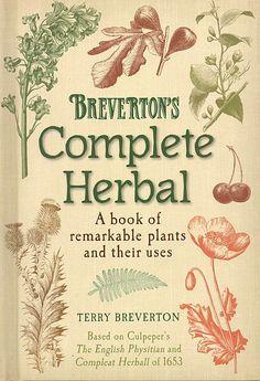 Breverton's Complete Herbal by Terry Breverton