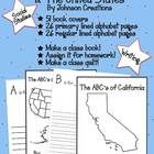 This packet includes 51 book covers- one of each state and one of the United States, 26 primary lined alphabet sheets and 26 alphabet pages with regular lines- see previews.  This packet can be used for:  • Making a class book on one particular state- your class can do the pages together as a class or you can assign one page to each student & more