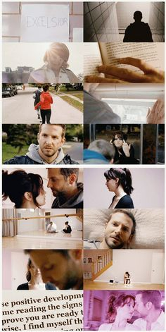 Silver Linings Playbook.... love this movie!