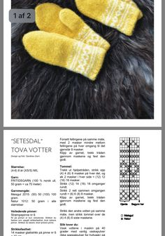 Mittens Pattern, Knit Mittens, Mitten Gloves, Knitting Charts, Free Knitting, Knitting Patterns, Knitted Pouffe, Knitted Hats, Chocolate Peanut Butter Cups