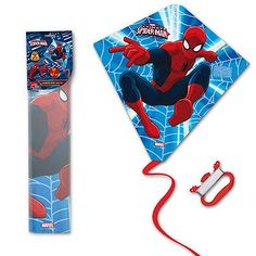 GBP - Marvel Spiderman Flying Kite Childrens Kids Line Kite Outdoor Park Beach Fun Toy Toy Cars For Kids, Toys For Girls, Marvel Store, Spiderman Invitation, Marvel Ultimate Spider Man, Doll Bunk Beds, Army Men Toys, Miles Morales Spiderman, Fantasias Halloween