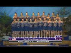 World Synchronized Skating Championships 2014 Team USA 1 Short Program