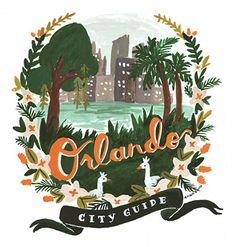 Orlando, FL - Home (for now)