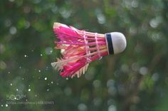 Shuttlecock by Ameldapictures