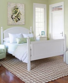 maine cottage painted bedset