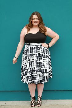Plus Size Fashion - Plus Size Outfit - Lovely In LA
