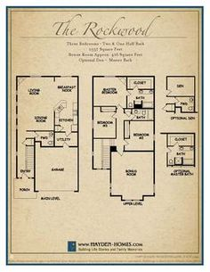 1000 Images About Home Floor Plan On Pinterest Home