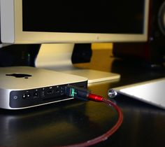DragonFly USB Digital-Audio Converter / DragonFly is an affordable and easy-to-use device that delivers far superior sound by bypassing the poor quality sound card that is built into your computer. http://thegadgetflow.com/portfolio/dragonfly-usb-digital-audio-converter-250/