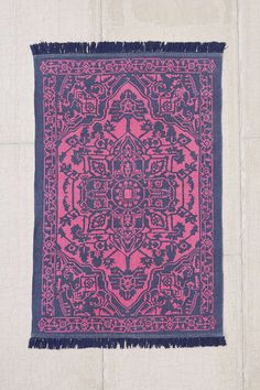 Magical Thinking Aegean Printed Rug. got for living room. Was not on sale but I had to have it