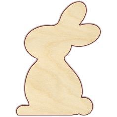 chocolate bunny pattern use the printable outline for crafts