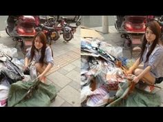 Video Pengemis Cantik Seorang pengemis wanita asal Shanghai Tiongkok kedapatan membawa tas berisi seratus juta Yuan dari hasil mengemis hanya dalam beberapa hari saja, sungguh fenomenal apa karena cantik banyah yg ngasih ya?....
