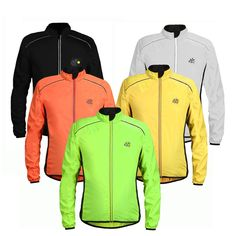 check price reflective breathable ultra light cycling jacket rainproof windcoat bicycle #waterproof #cycling #jacket
