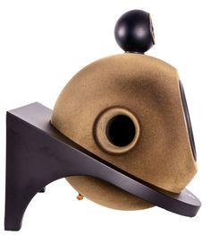 Deluxe Acoustics spherical Hi-Fi speakers » Retail Design Blog