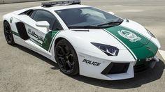 Lamborghini Aventador @ $450,000 - Police de Dubai.  (Photo: www.google.ca)