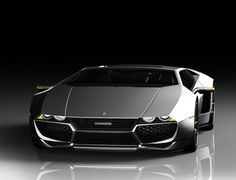 Mangusta Legacy Concept by 1GrandPooBah, via Flickr