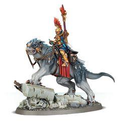 Easy to Build: Astreia Solbright, Lord-Arcanum Warhammer 40k Figures, Warhammer Aos, Warhammer Models, Warhammer Fantasy, Warhammer 40000, Stormcast Eternals, Age Of Sigmar, Game Workshop, Fantasy Miniatures