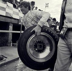 J Rindt   Silverstone   1969