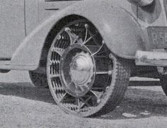 "The Airless Tire or ""Tweel."" Will it ever hit the market? #tweel #tyre #runflat #michelin"