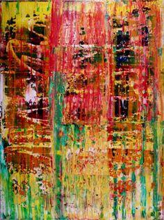 """Saatchi Art Artist Nestor Toro; Painting, """"Abstract Jazz"""" #art"""