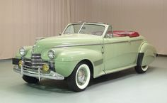 1940 Oldsmobile Series 90 Convertible Coupe