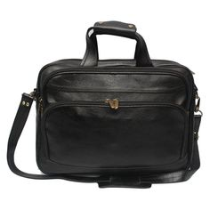 Comfort 15 inch Pure Leather Laptop Bag for mem and women & unisex EL05