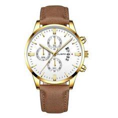 Le design : Malgré le design moderne, voire avant-gardiste de cette montre, elle possède toutes les qualités d'une horloge suisse : harmonie et perfection. Son style repose sur la couleur sobre, agrémenté des lignes dégradées qui forment les chiffres. Des chronomètres à minutes, secondes et dixième de secondes sont à la disposition du porteur pour l'aider à mesurer ses performances au sport ou pour d'autres situations. Diy Organizer, Fashion Watches, Men Fashion, Luxury Fashion, Style Fashion, Gold Fashion, Men's Watches, Jewelry Watches, Wrist Watches