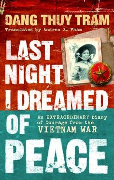 Last Night I Dreamed of Peace: An extraordinary diary of ... https://www.amazon.co.uk/dp/1846040760/ref=cm_sw_r_pi_awdb_x_0d1NybBY4Q4SM