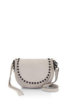 Unlined Saddle Bag