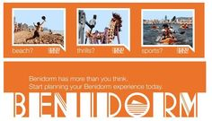 Benidorm 'has more than you think' online campaign