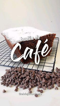 Health Lunches, Cake Recipes, Vegan Recipes, Cap Cake, Black Pudding, Learn To Cook, Pound Cake, Diy Food, Chocolate Cake