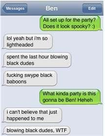 Image detail for -Best iPhone Autocorrect Fails For Halloween   Startup Meme - The ...