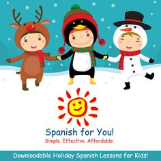 Have some holiday fun learning a little Spanish with your kids! Thanksgiving Go Fish $4.99 or 10-Day Christmas Lesson $9.99. Fun, easy, step by step. Find them here: http://www.spanish-for-you.net/shop-holiday.html