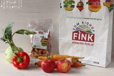 Bio Fink - Freude am Kochen Paper Shopping Bag, Vegan Recipes, Blog, Joy Of Cooking, Vegane Rezepte, Foods, Travel, Vegetarian Recipes