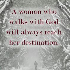 For all the woman
